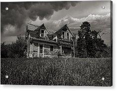 No Place Like Home Acrylic Print by Aaron J Groen