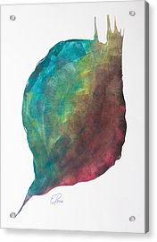 No Title Acrylic Print by Ewa Pacia