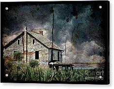 Nobody's Home Acrylic Print by Lois Bryan
