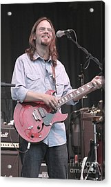 North Mississippi Allstars Acrylic Print by Front Row  Photographs