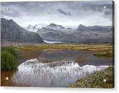 Nothing Matters Acrylic Print by Jon Glaser