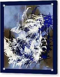 Nothingness Acrylic Print by Herbert French