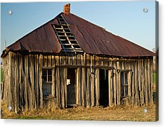 Oalold House Place Arkansas Acrylic Print by Douglas Barnett