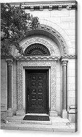 Oberlin College Cox Administration Building Acrylic Print by University Icons