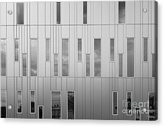 Oberlin College Kohl Building Acrylic Print by University Icons