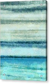 Ocean 4 Acrylic Print by Angelina Vick