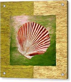 Ocean Life Acrylic Print by Lourry Legarde