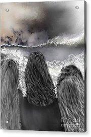 Of The Sea Acrylic Print by Ruth Clotworthy