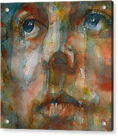 Oh Darling Acrylic Print by Paul Lovering