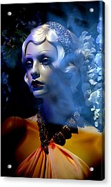 Oh What Fun Tonight's Going To Be Acrylic Print by Jez C Self
