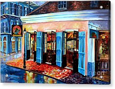 Old Opera House-new Orleans Acrylic Print by Diane Millsap