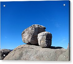 Old Rag Hiking Trail - 121240 Acrylic Print by DC Photographer