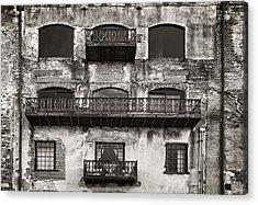 Old Savannah Acrylic Print by Mario Celzner