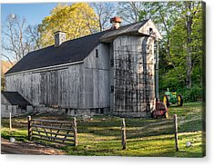 Oldie But Goodie Acrylic Print by Bill Wakeley
