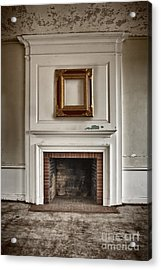 Once Was Acrylic Print by Margie Hurwich