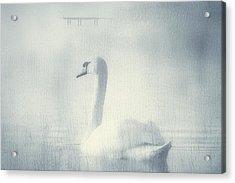 One Beautiful Moment Acrylic Print by Georgiana Romanovna