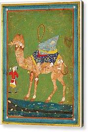 Orientalist Art Acrylic Print by Celestial Images