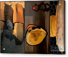 p HOTography 140 Acrylic Print by Marlene Burns