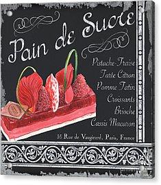 Pain De Sucre Acrylic Print by Debbie DeWitt