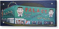Palace 2013 Acrylic Print by Patricia Arroyo