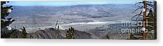 Palm Springs Panoramic View - 02 Acrylic Print by Gregory Dyer