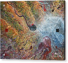 Parable Of Anagenneo Acrylic Print by Craig Dykstra