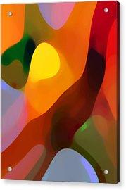 Paradise Found 2 Tall Acrylic Print by Amy Vangsgard