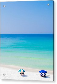 Paradise Acrylic Print by Shelby  Young