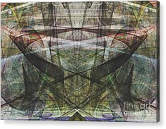 Parallel Universe 20130615v2 Acrylic Print by Wingsdomain Art and Photography