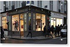 Parisian Evolution Acrylic Print by Randi Shenkman