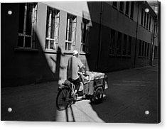 Passing Through Light Acrylic Print by Ilker Goksen
