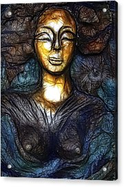Passion Acrylic Print by Joachim G Pinkawa