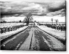 Path To Glory Acrylic Print by John Rizzuto