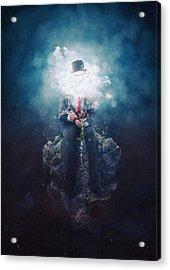 Patience Acrylic Print by Mario Sanchez Nevado