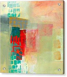 Pattern Study #2 Acrylic Print by Jane Davies
