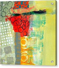 Pattern Study #3 Acrylic Print by Jane Davies
