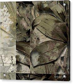 Peace IIi Acrylic Print by Yanni Theodorou