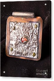 Pendant Acrylic Print by Patricia  Tierney