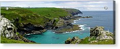 Pendeen Watch To Levant Acrylic Print by Terri Waters