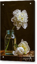 Remembrance Acrylic Print by Edward Fielding