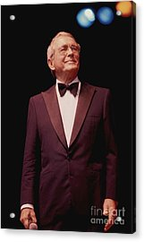 Perry Como Acrylic Print by Front Row  Photographs