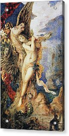 Perseus And Andromeda Acrylic Print by Gustave Moreau
