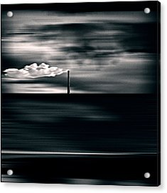 Persistence Acrylic Print by Andrei SKY