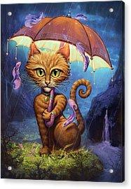 Personal Sunshine Acrylic Print by Jeff Haynie