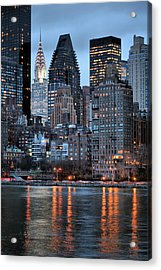 Perspectives V Acrylic Print by JC Findley