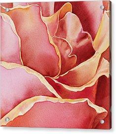 Petals Petals IIi Acrylic Print by Irina Sztukowski