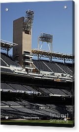 Petco Park Acrylic Print by Chris Selby