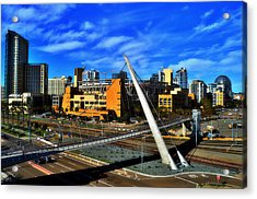 Petco Park Acrylic Print by See My  Photos