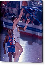 Pete Maravich Layup Acrylic Print by Retro Images Archive