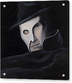 Phantom Acrylic Print by Darice Machel McGuire